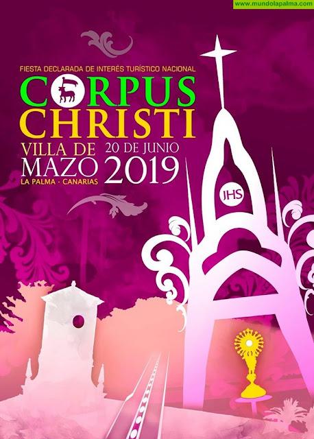 Villa de Mazo se prepara para celebrar la festividad del Corpus Christi