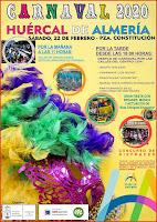 Huércal de Almería - Carnaval 2020