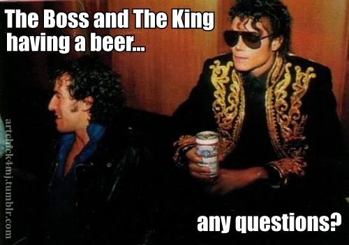 80's MJ The Boss Meme