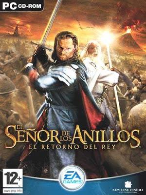 El Señor de los Anillos el retorno del Rey (Juego) PC Full Español