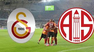 Galatasaray – Antalyaspor Canli Maç İzle 12 Şubat 2018
