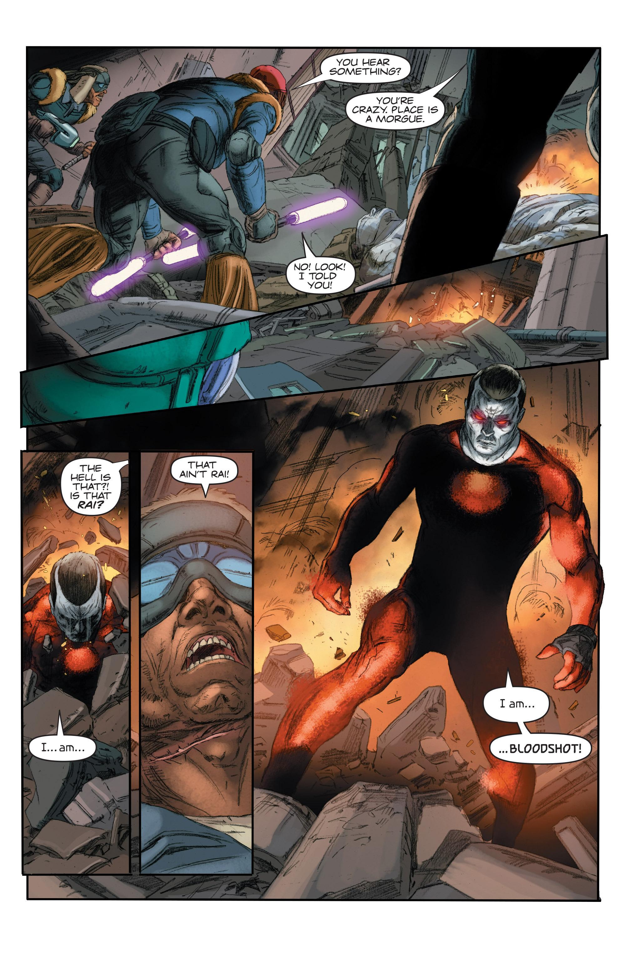 Read online 4001 A.D.: Bloodshot comic -  Issue #4001 A.D.: Bloodshot Full - 9