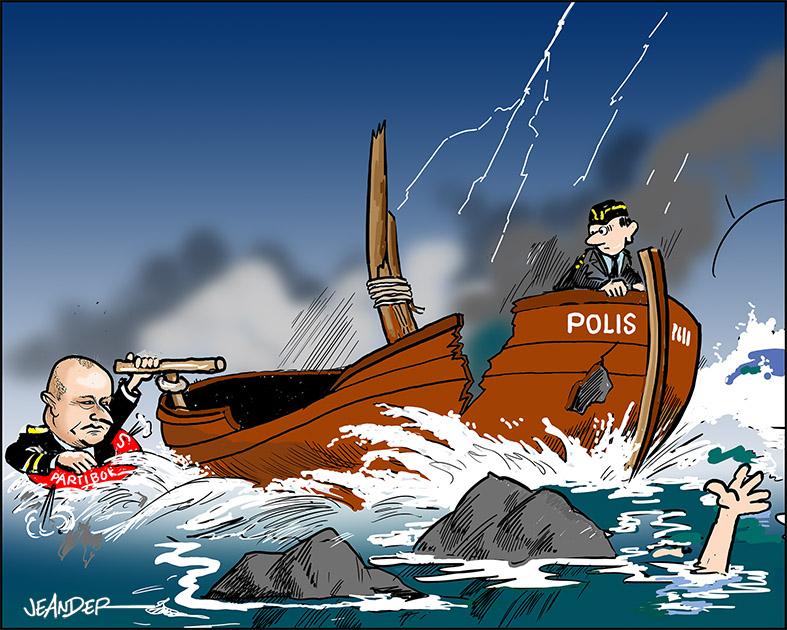 JEANDERS BILDBLOGG: Vind för våg..