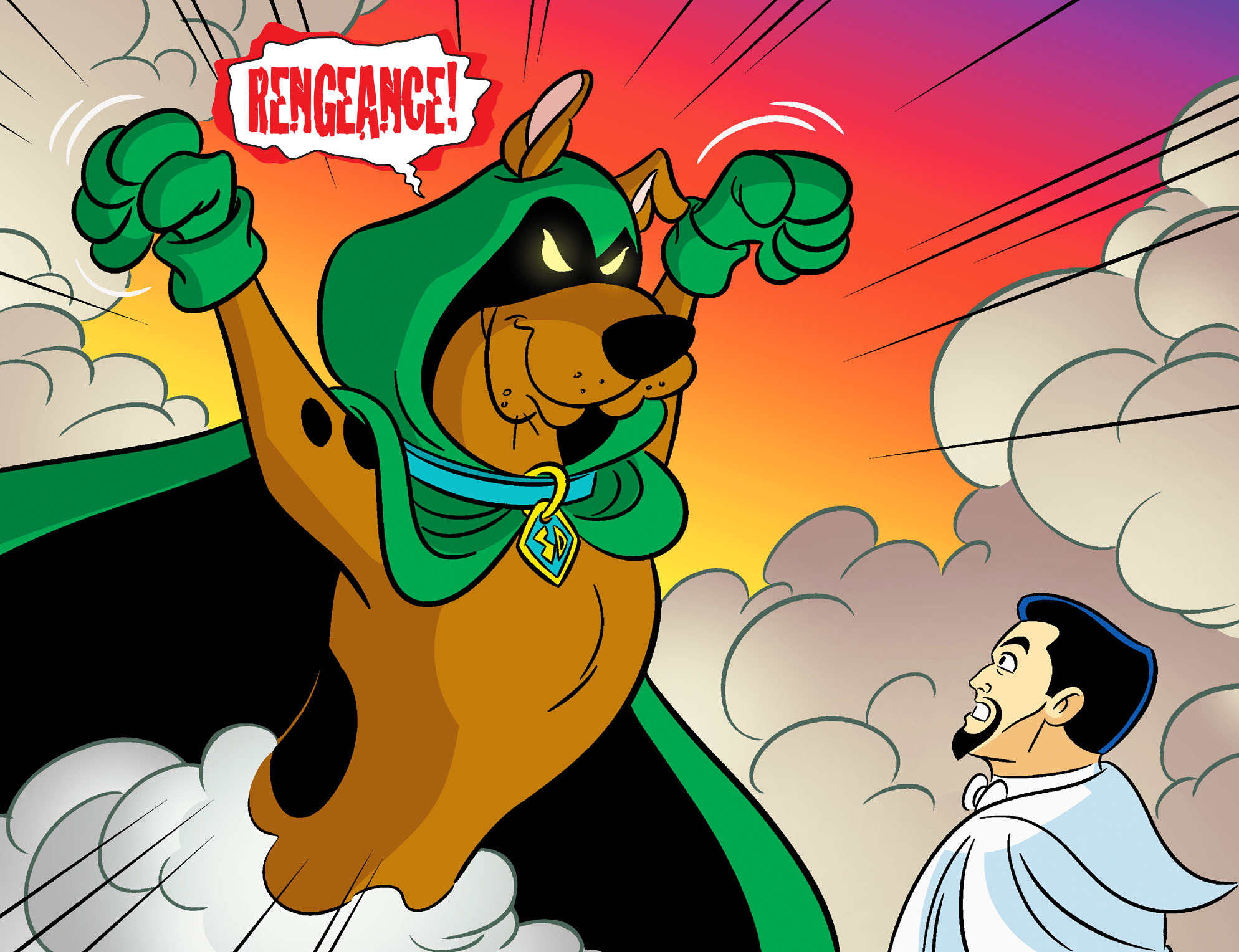 Read online Scooby-Doo! Team-Up comic -  Issue #26 - 11