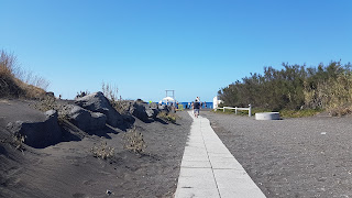 Spiaggia negra