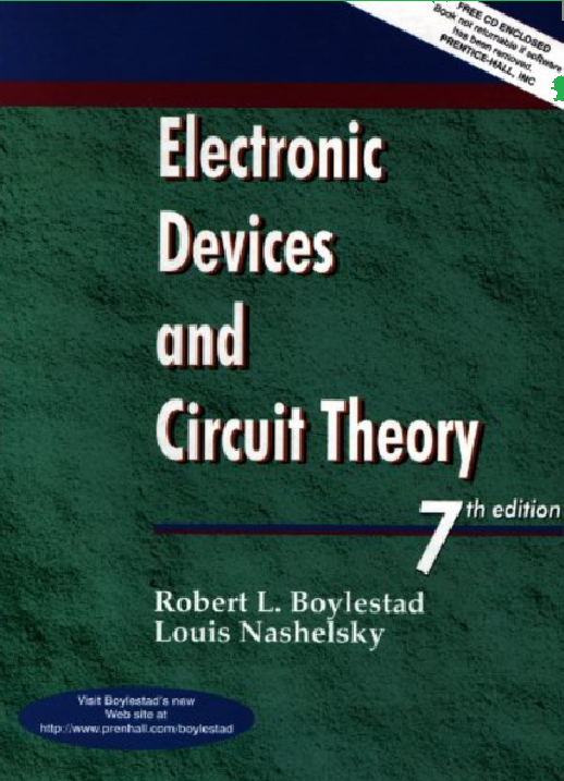 ece related books electronic devices and circuit theory by robertece related books electronic devices and circuit theory by robert boylestad louis nashelsky (7th edition) full book