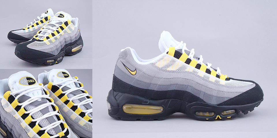 c1b22caa074af BLVDAVE: Sneaks on the Ave: Nike Air Max 95 – Tour/Yellow Now Available