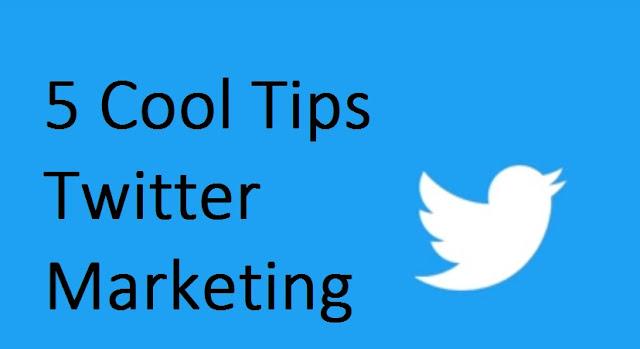 twitter marketing tips