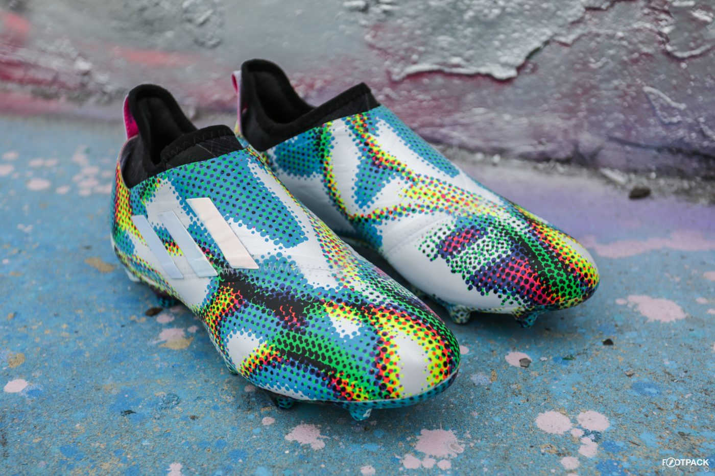 d645ddf6caee Adidas today released a unique Adidas Glitch football boot. Part of the  Adidas Virtuso pack, the latest Adidas Glitch soccer cleat skin is dubbed  ...