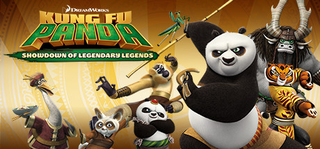 Kung Fu Panda Showdown of Legendary Legends PC Full Version