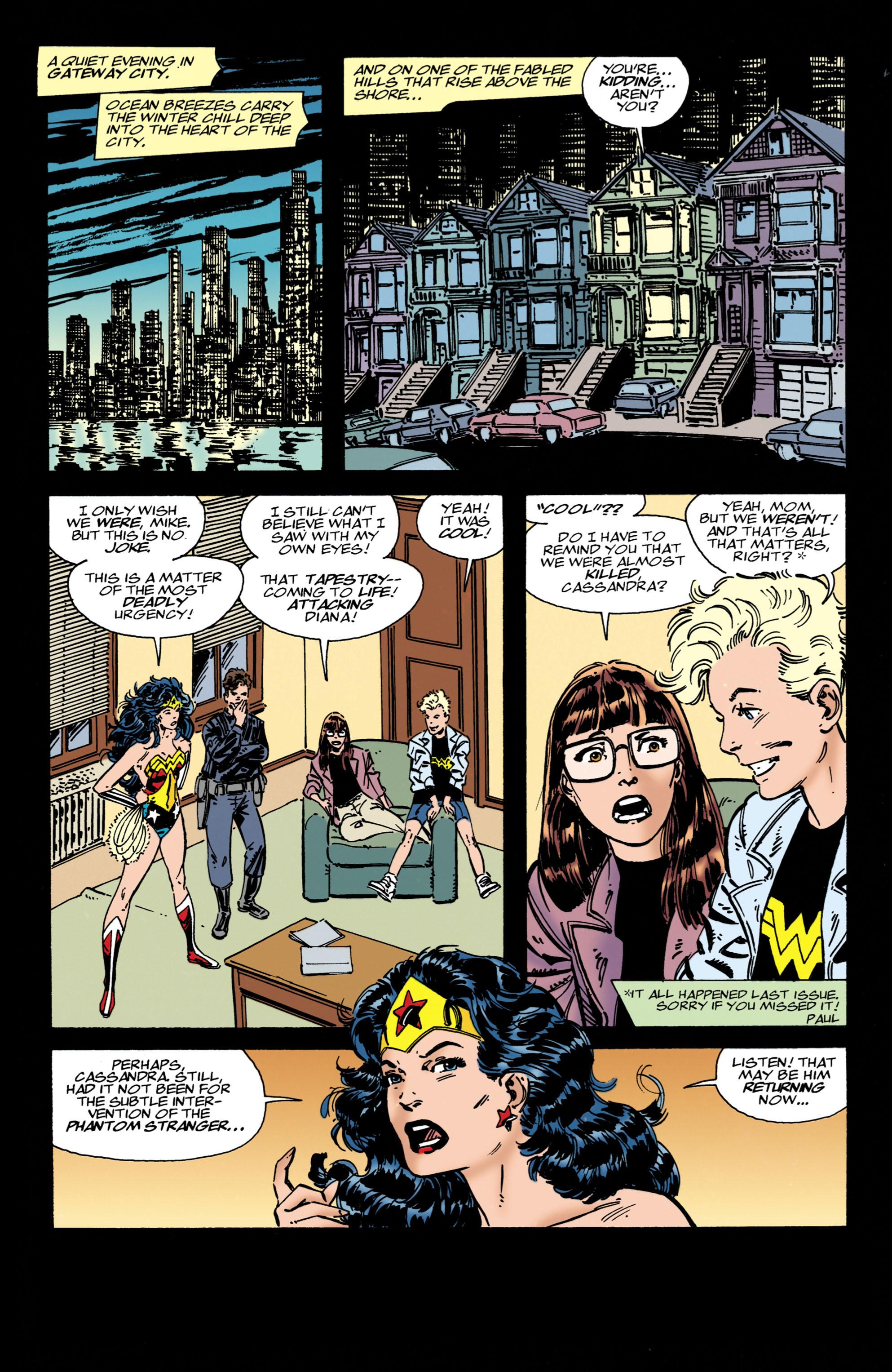 Read online Wonder Woman (1987) comic -  Issue #107 - 2