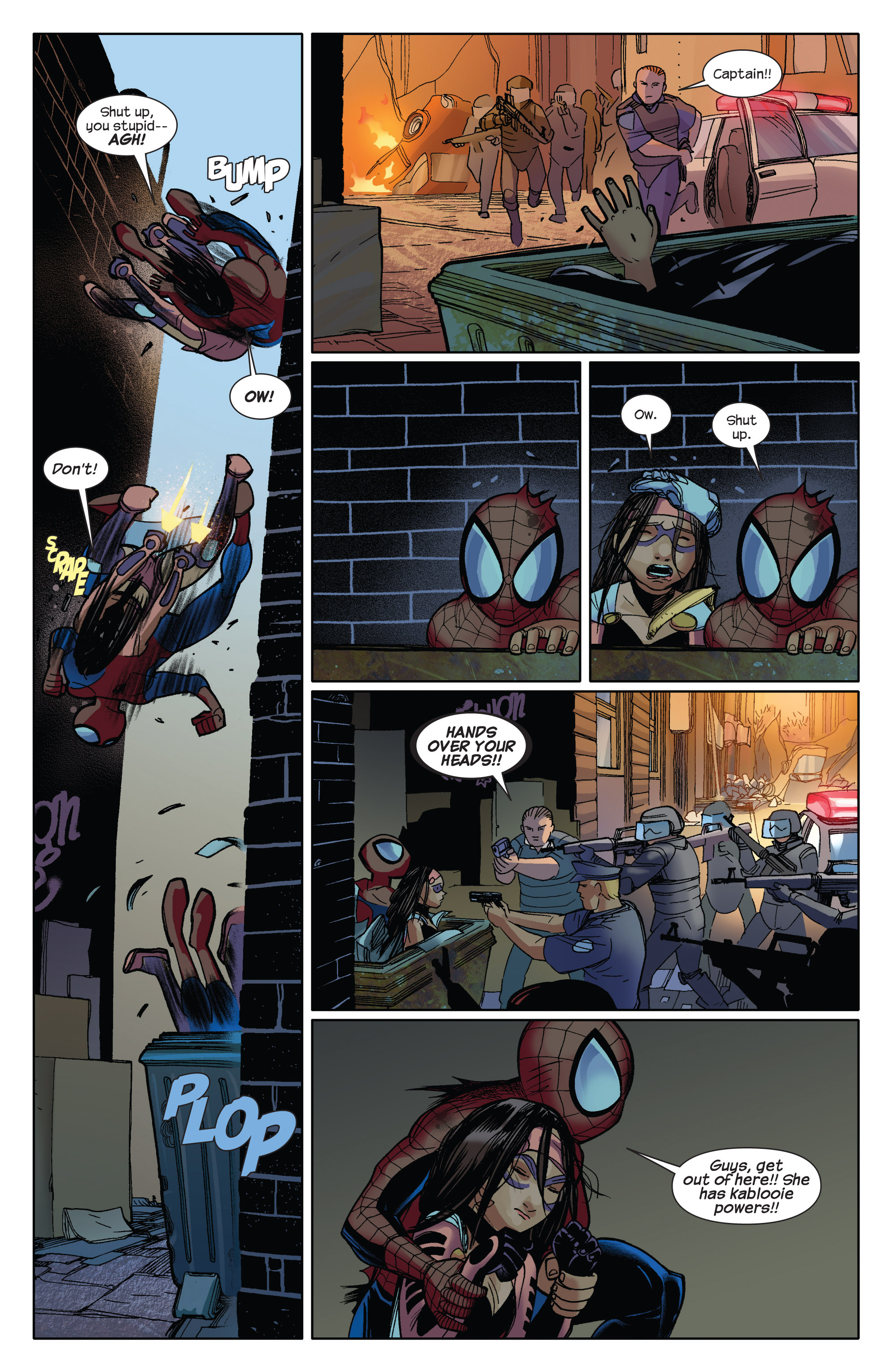 Read online Ultimate Spider-Man (2009) comic -  Issue #2 - 21