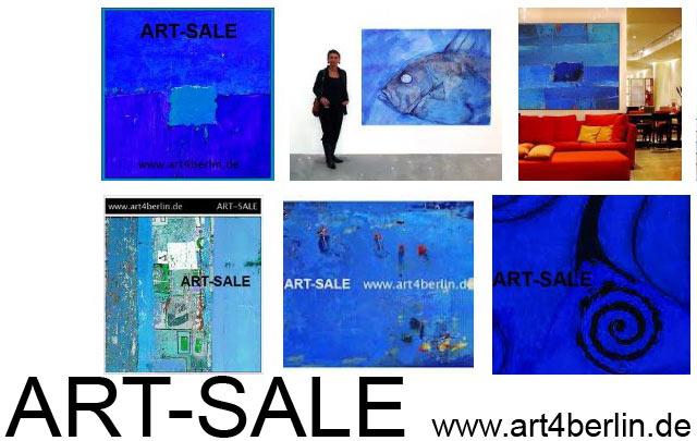 Abstrakte Kunst online. Bilderkunst im Webshop.