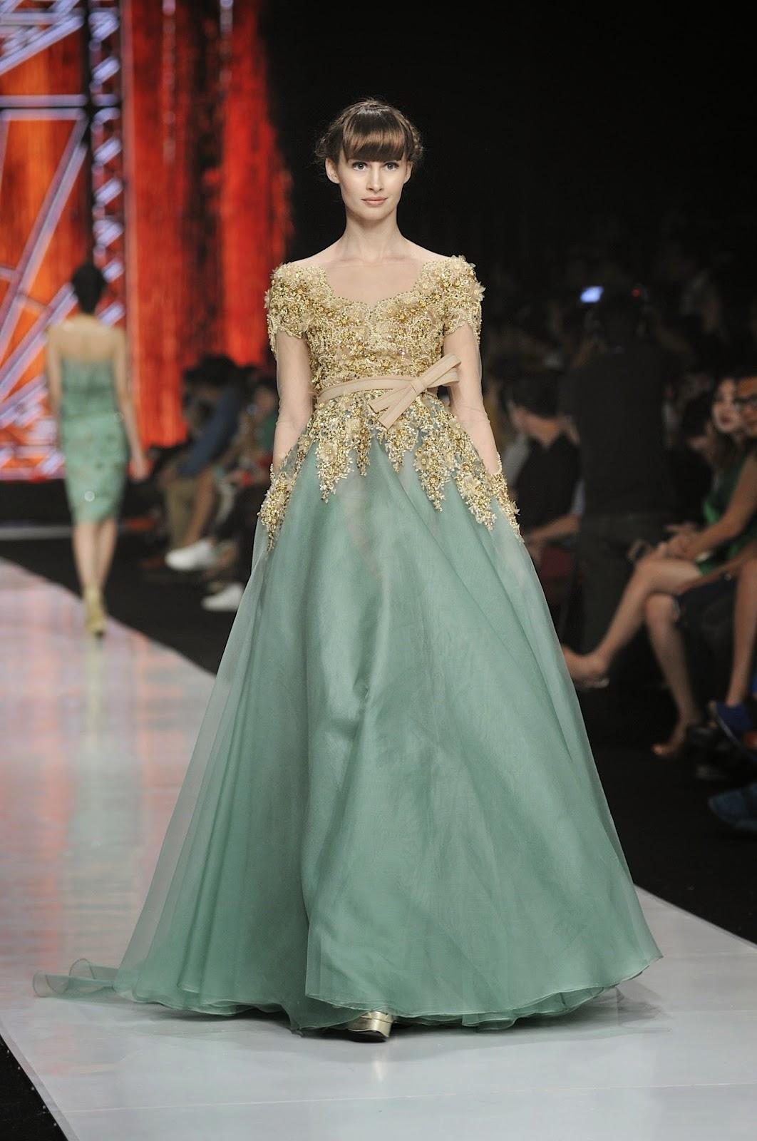 Jakarta Fashion Week 2014 Beautiful Liar Haute Couture