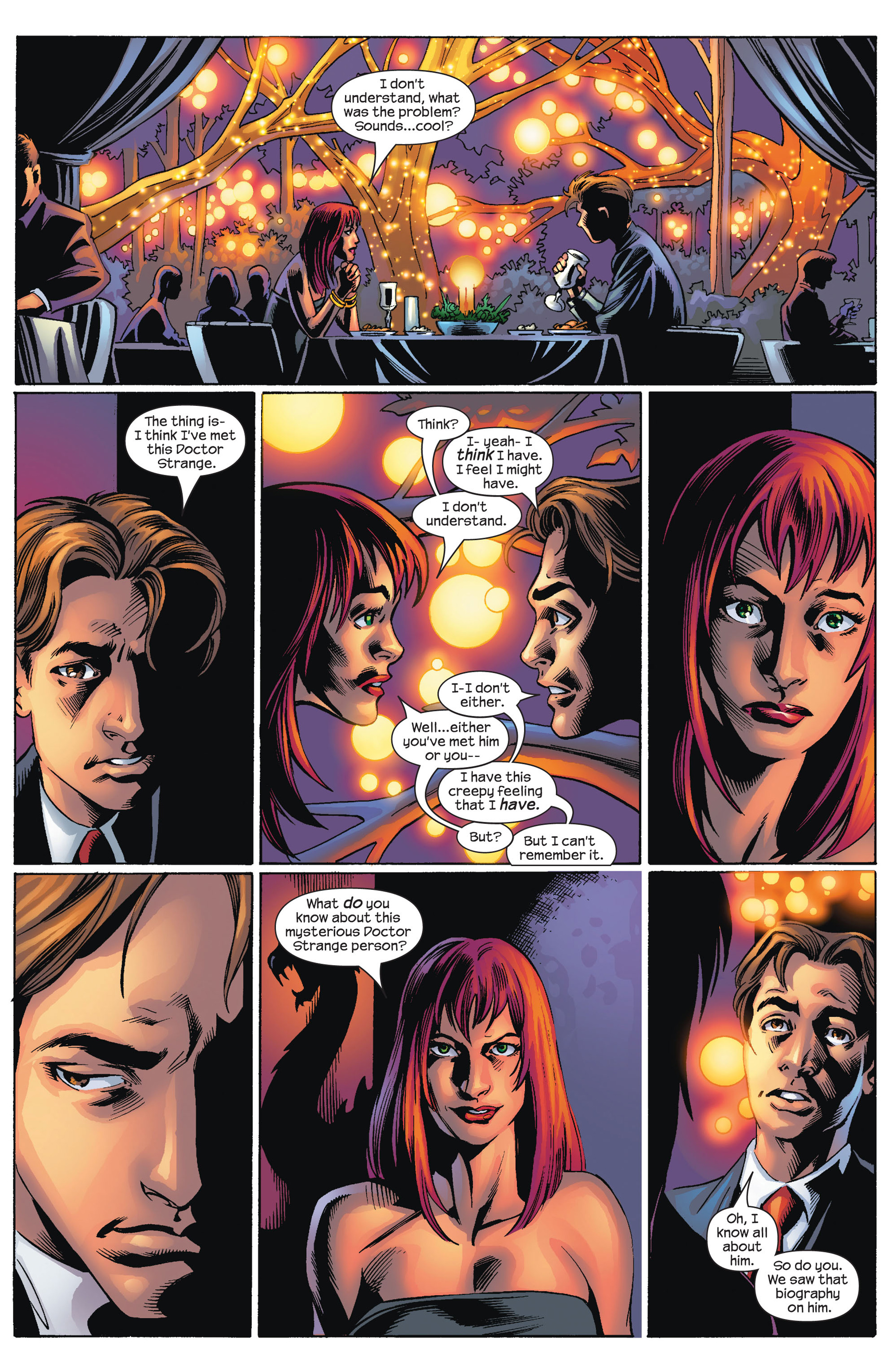 Read online Ultimate Spider-Man (2000) comic -  Issue #70 - 11