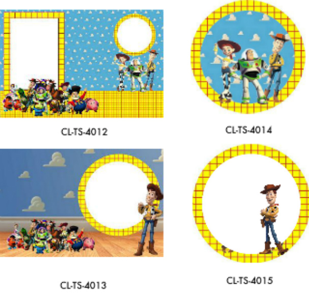 Edible Paper In Creatividades Toy Story