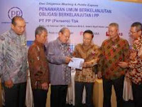 PT PP (Persero) Tbk - Recruitment For Human Resources Administrator November 2014
