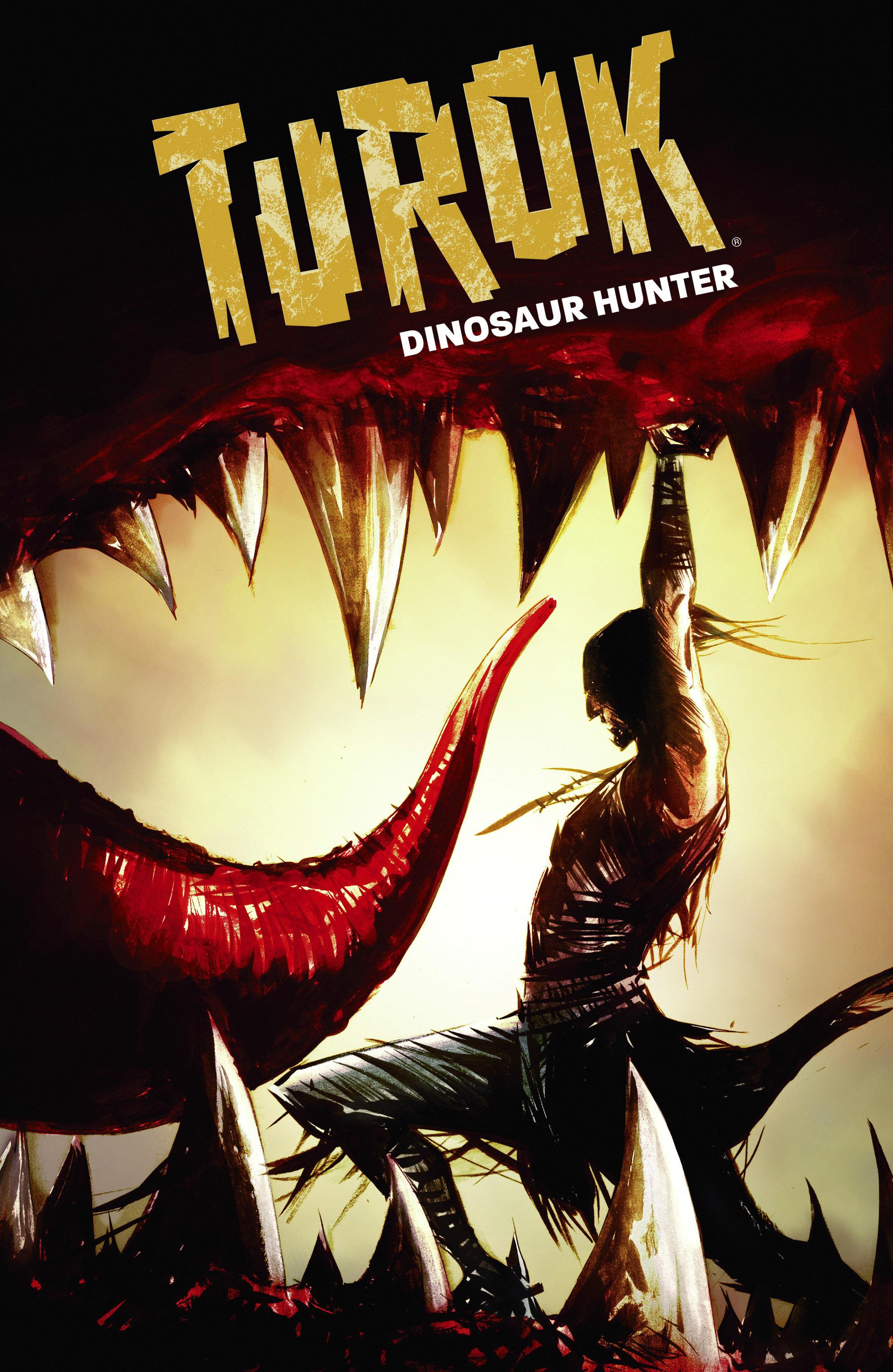 Read online Turok: Dinosaur Hunter (2014) comic -  Issue # _TPB 2 - 44
