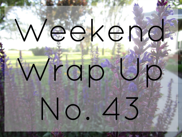 Weekend Wrap Up No. 43 from Courtney's Little Things