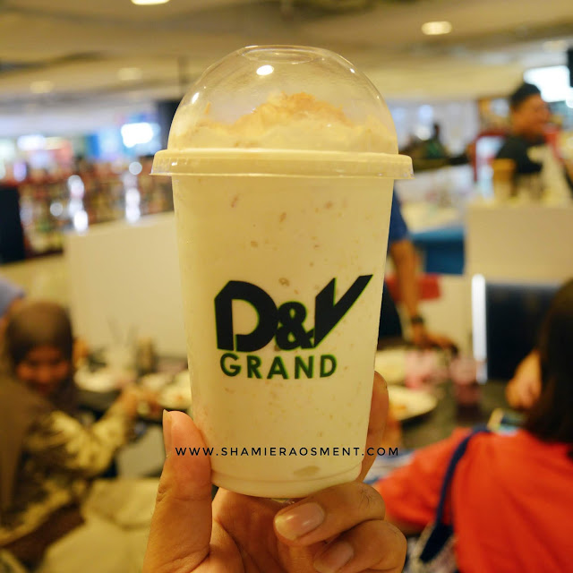 D&V Grand East Cost Mall Kuantan, D&V Grand, crispy chicken steak, chicken steak D&V,coconut shake kuantan, coconut shake D&V,