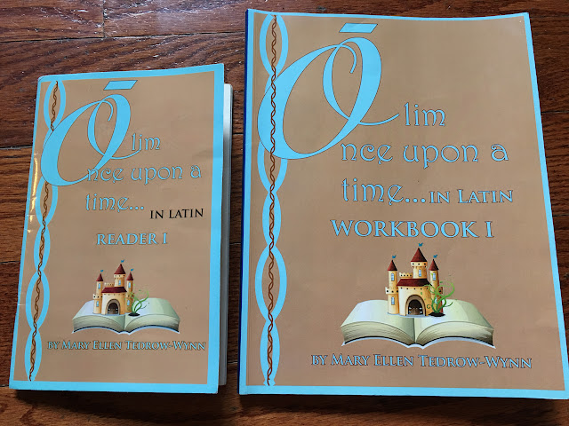 Olim Once Upon a Time Reader and Workbook