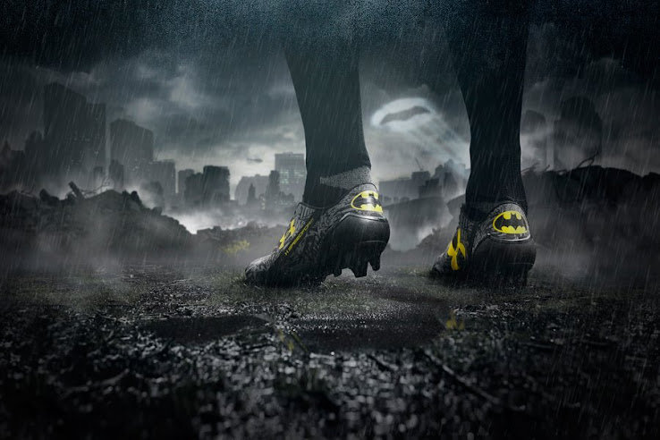 Under Armour Speedform Batman v Superman Boots Released - Leaked ... 29c56506b5