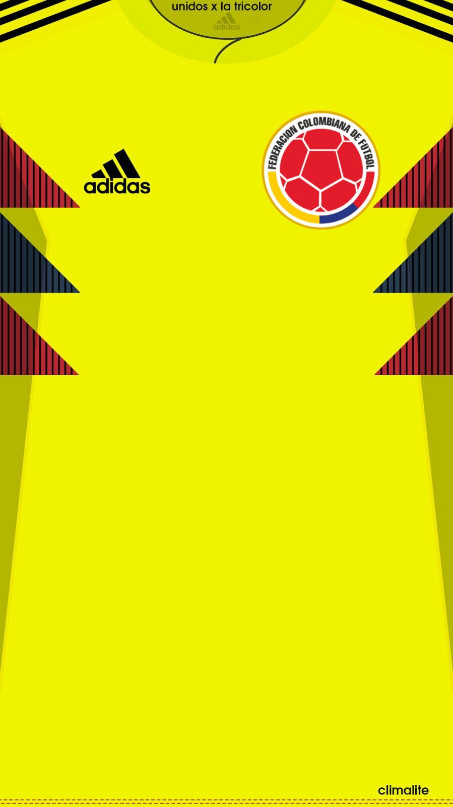 Colombia 2018 World Cup Mobile Wallpaper