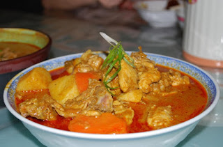 African Supermarket Meal Cape Malay Chicken Curry Recipe