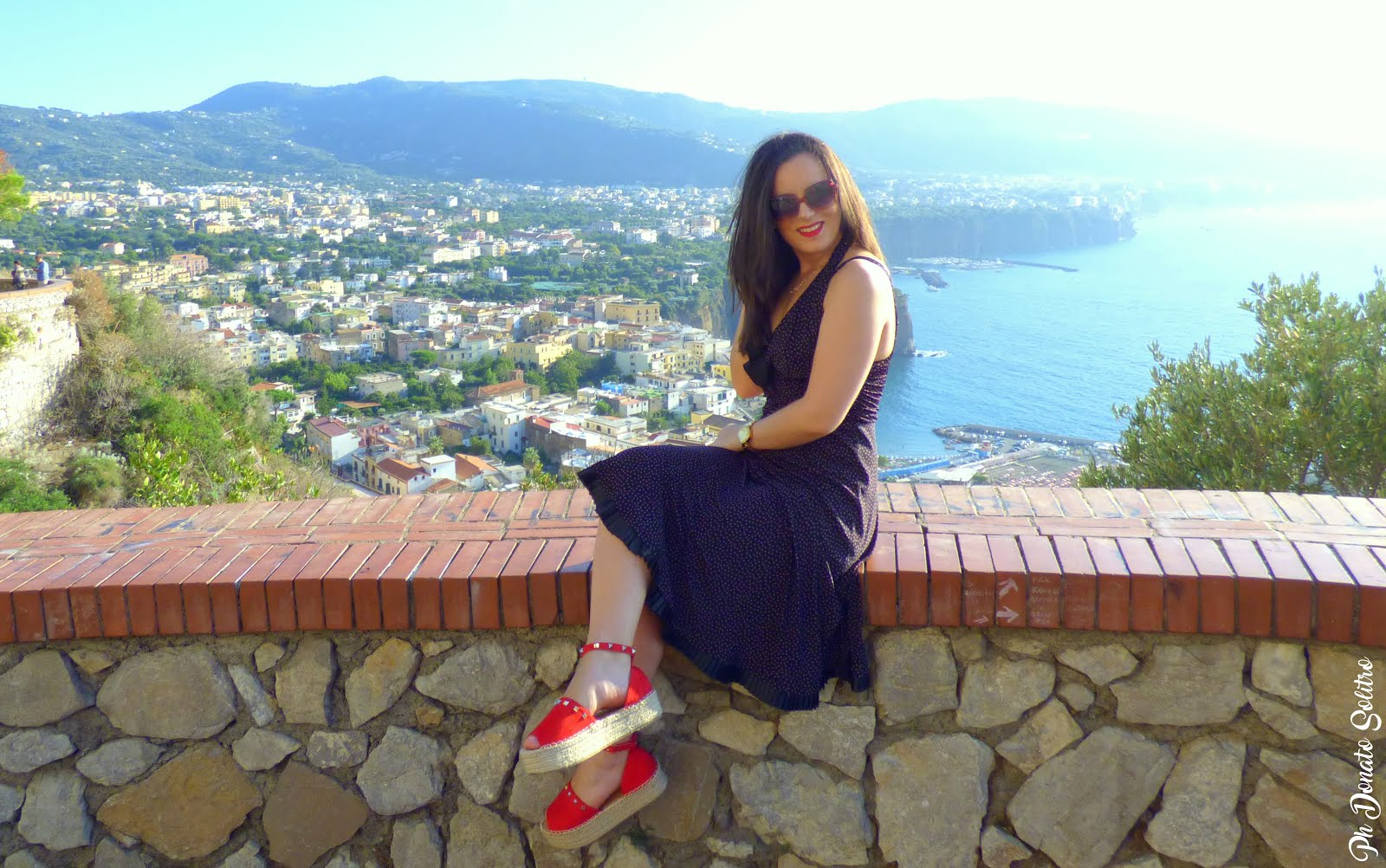 Espadrillas donna - abbinamento fashion blogger Marzia Amaranto Sorrento