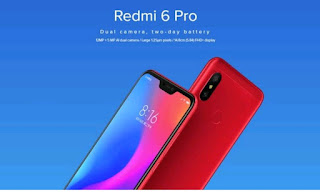 Redmi 6 Pro Price, Specifications