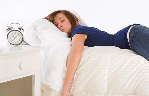 Tips Supaya Bisa Tertidur