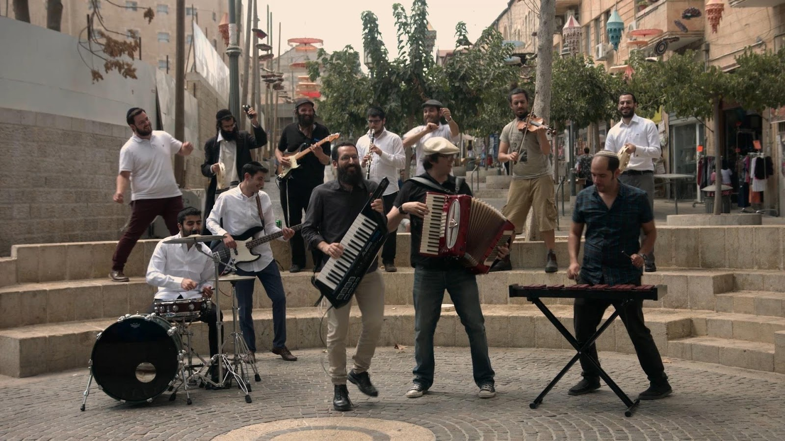 חדשות Hd: חדשות המוזיקה להורדה: אחיה אשר כהן אלורו וחברים