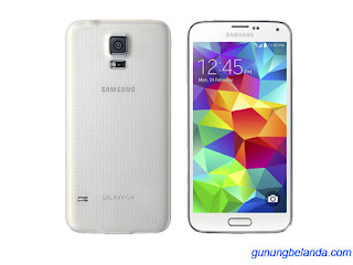 Cara Flashing Samsung Galaxy S5 (Korea LG+) SM-G900L
