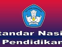 8 Standar Nasional Pendidikan Permendiknas