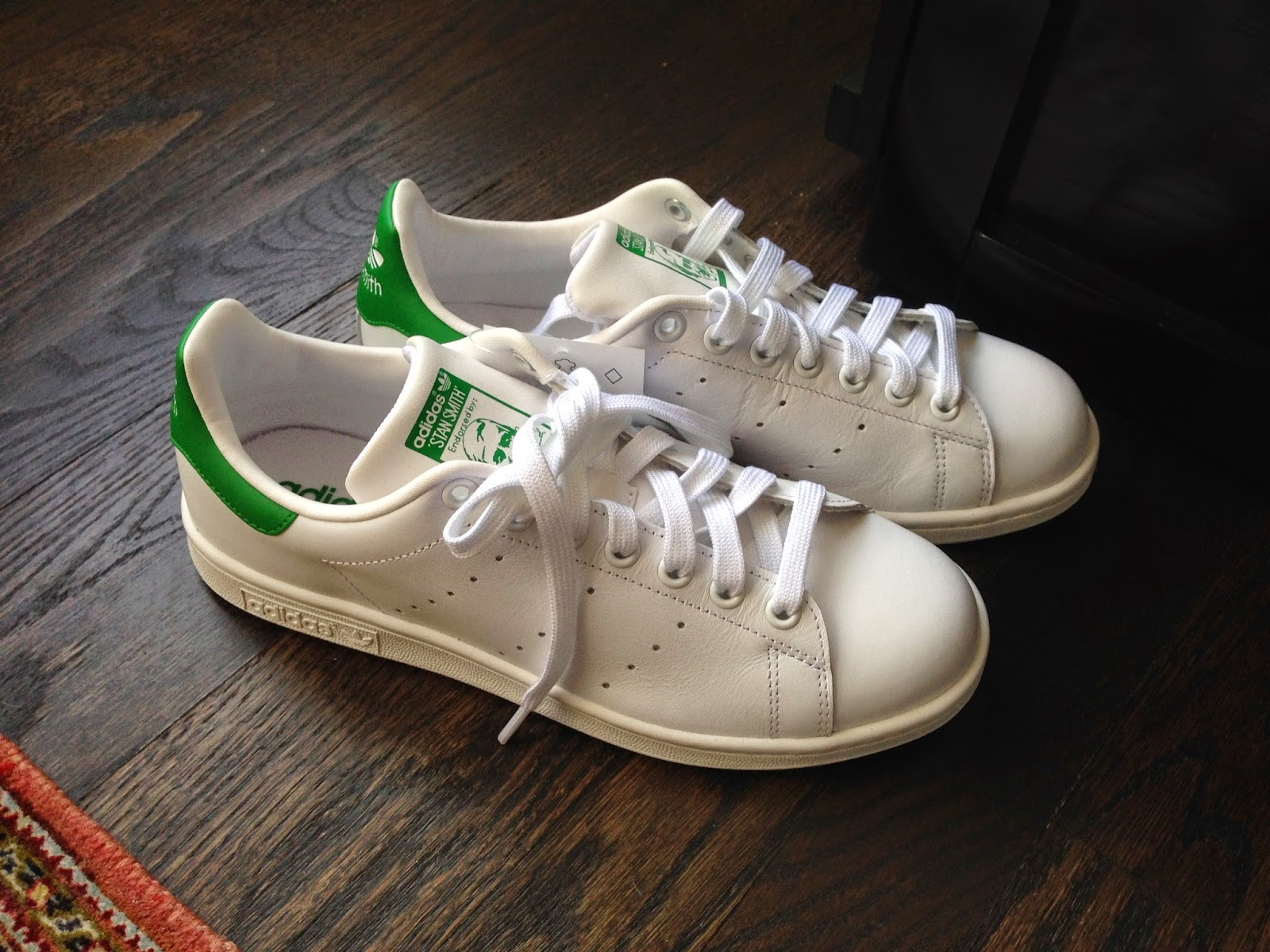 From Shanghai with Love  Adidas Stan Smith Review and How to get ... 13d8e2a67
