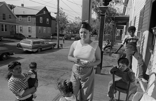 by Sage Sohier - Framingham, MA - 1982 | 80s America documental family community life portrait photos