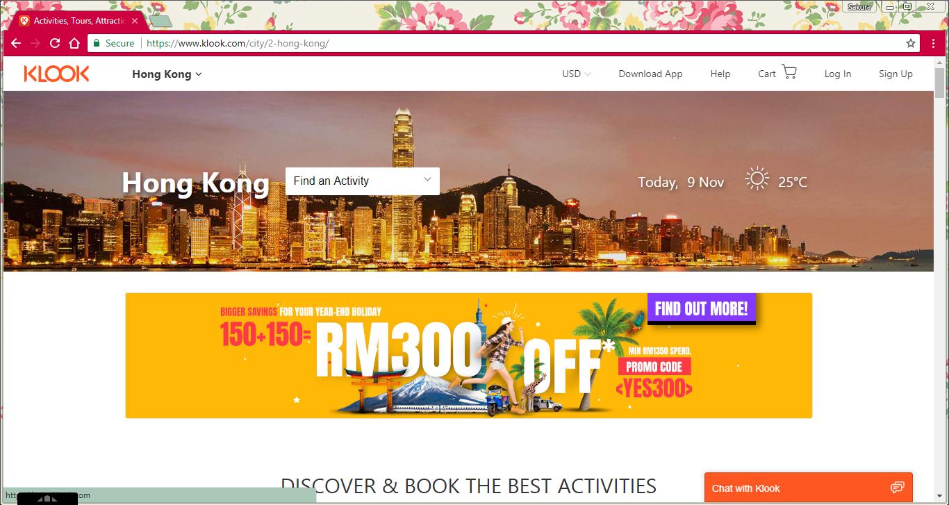 Hong Kong Travel Sim Card