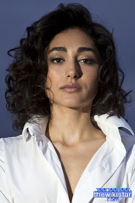 Golshifteh Farahani, French actress of Iranian descent, born June 10, 1983.