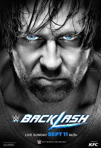 WWE Backlash 2016 PPV