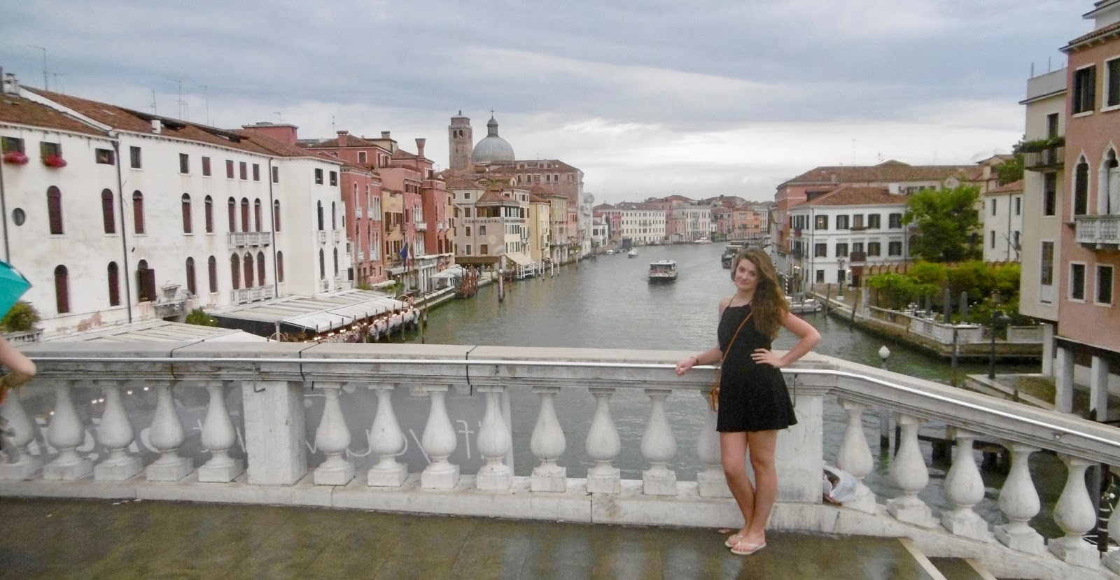 The waters of Venice and bridges