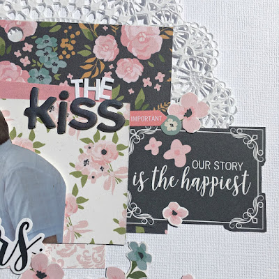 The Kiss tracee provis papermaze echo park just married 02