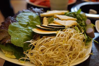 Bean Sprouts, Makanan Halal di Korea Selatan