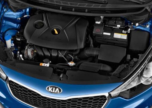 2017 Kia Forte  Engine