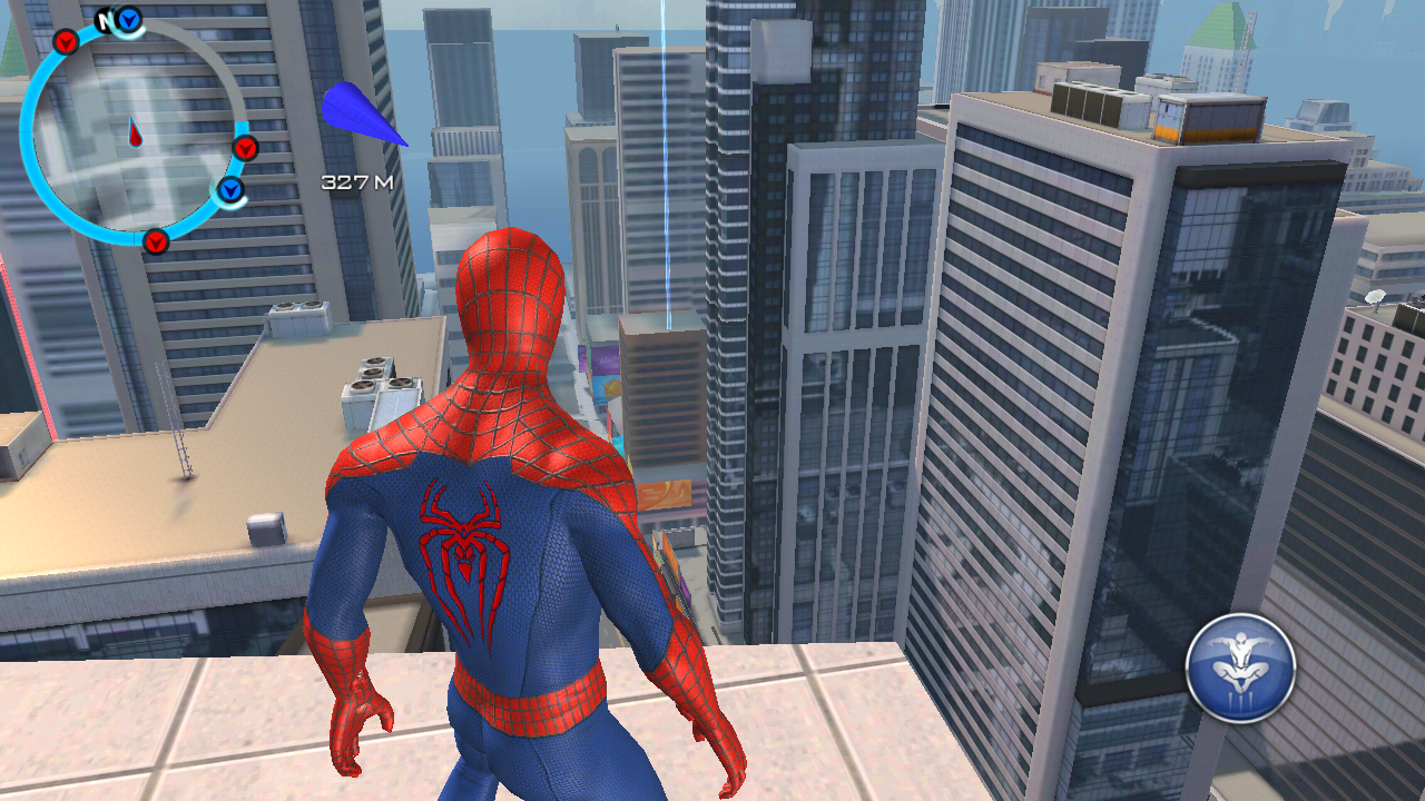 The Amazing Spider Man 2 v1 2 6 Apk+Data For Android