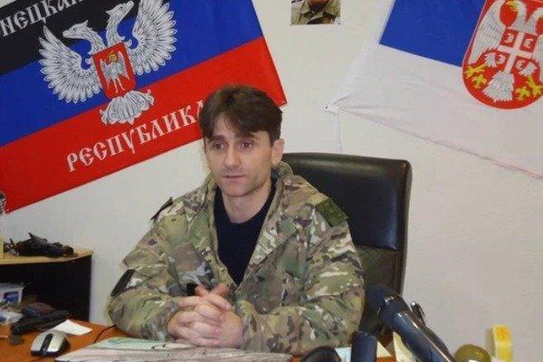Бывший сербский наемник и снайпер в террористическом бандформировании «ДНР» Деян «Деки» Берич