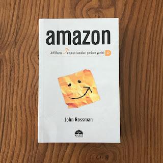 Amazon - Jeff Bezos Oyunun Kurallari Yeniden Yazildi