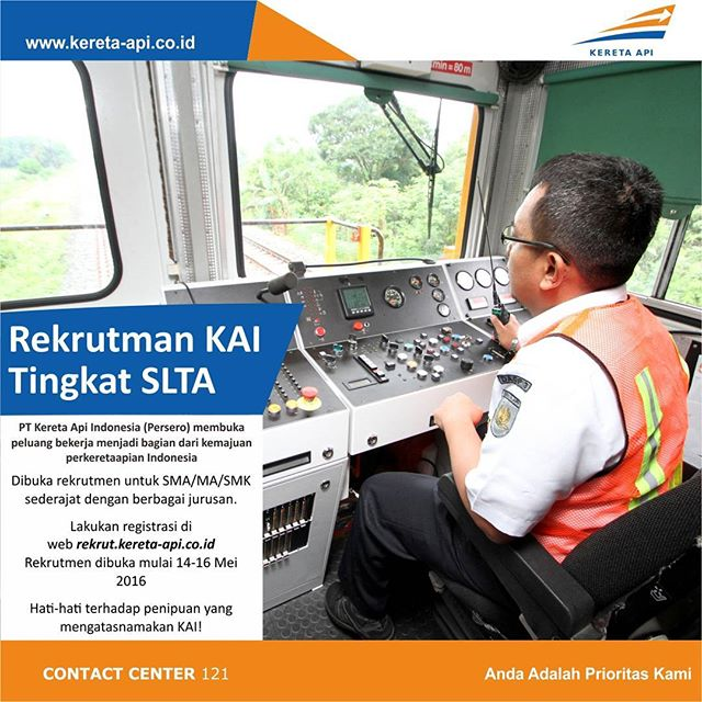 Open Recruitment Pt Kai