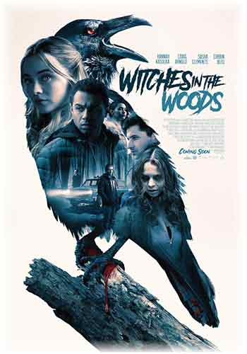 Witches in the Woods 2019 English 300MB HDRip