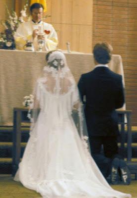 Imagen chistosa de boda