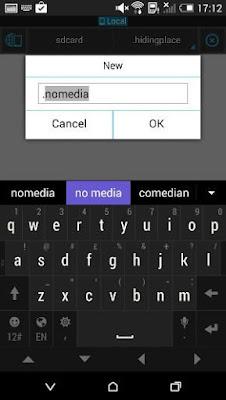 Cara Menyembunyikan File di Android dengan Mudah